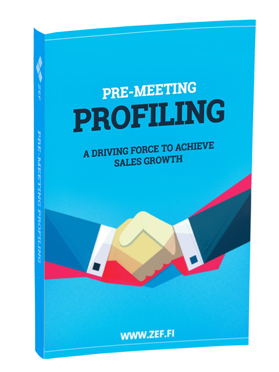 Learn how to double your close rate with pre-meeting profiling