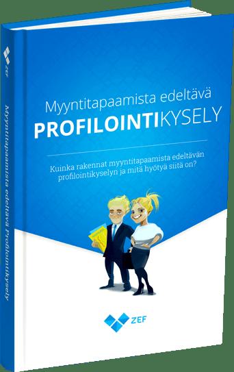 Lataa ilmainen opas: Myyntitapaamista edeltävä profilointikysely myynnin kasvattajana